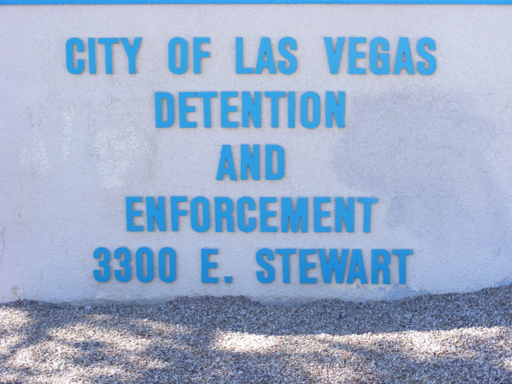 Las Vegas Detention and Enforcement Center