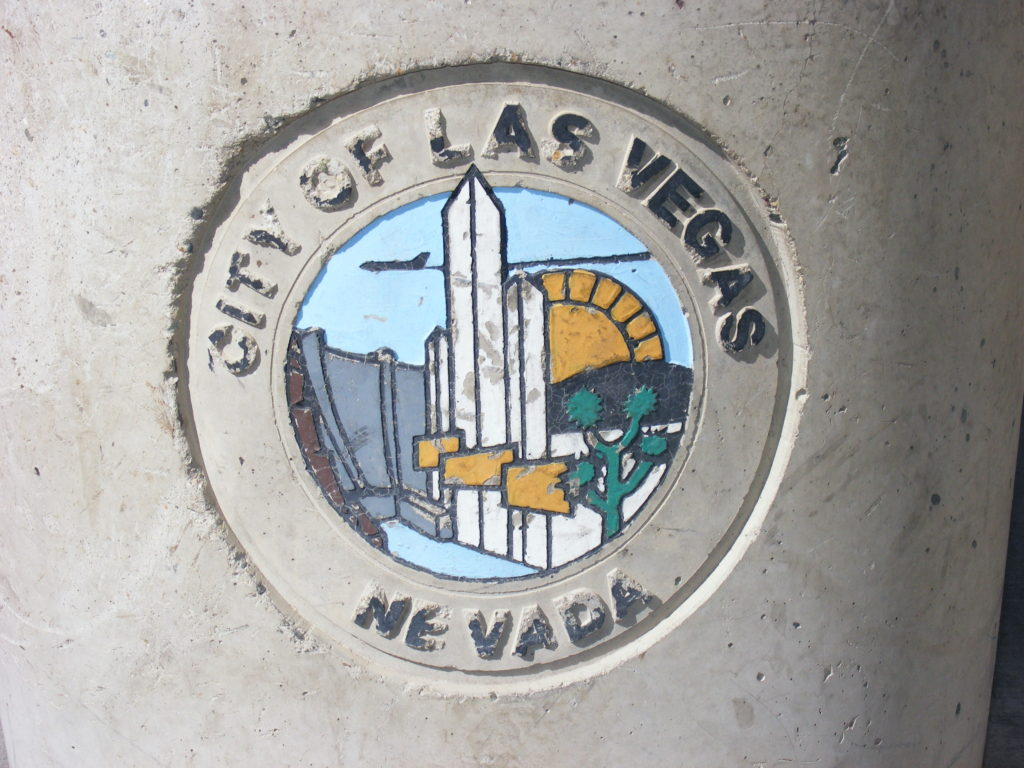 Las Vegas Detention Center - City of Las Vegas Logo