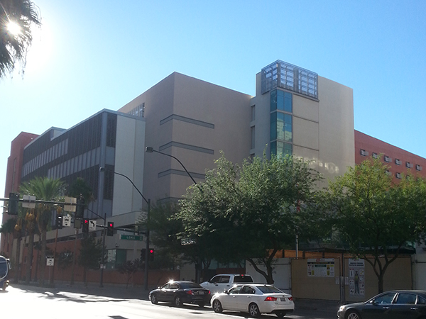 eBAIL serves Bail Bonds Las Vegas to the CCDC Jail
